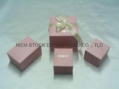 Jewelry box jewelry case wooden jewelry box ring box necklace box earring box