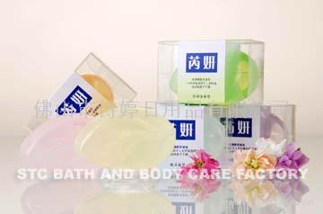 Facial soap 1