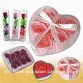 flower soap,soap flower,soap confetti  1