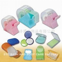 Paper soap(Promotional gifts)