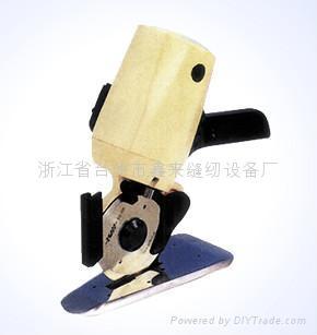电动裁剪机 100mm 圆刀裁剪机