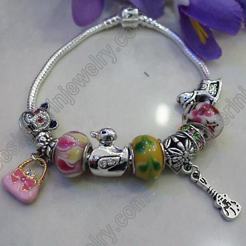 Auto Racing Charms Jewelry Wholesale on Pandora Beads Charm Bracelet   Pandora B   Pandora Jewelry  China
