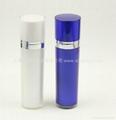 120ml moisturize acrylic  bottle