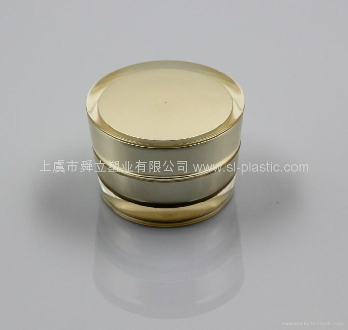 50g acrylic jar  1
