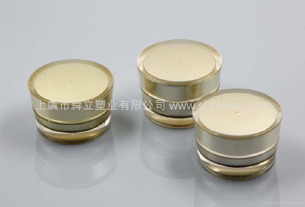 50g acrylic jar  3