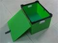 單扣中空板箱 1
