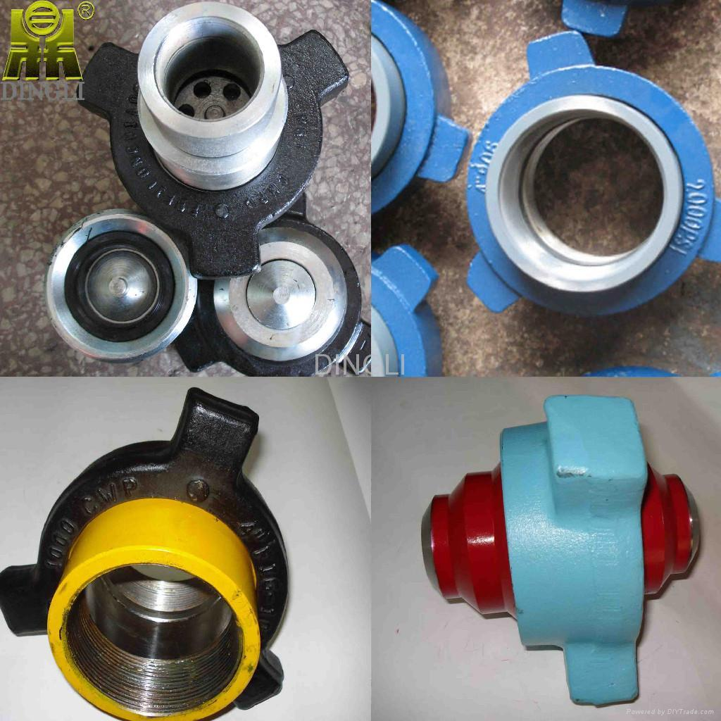 Weco hammer union dingli china manufacturer products