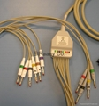ECG 10 Leads Cables