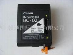 供应佳能BC-02墨盒