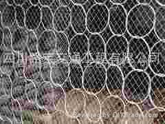 SNS被動柔性防護網(ROCCO環形網)