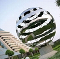stainless steel  globe