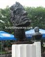 bronze statues 1