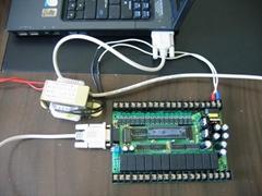 工业级串口控制继电器输出