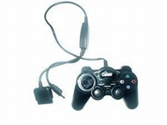 USB 2-in-1 Joypad for PS2