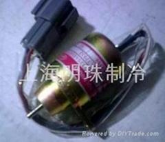 冷王冷藏车机组燃油电磁阀