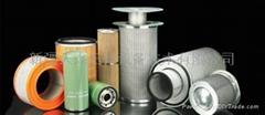 螺杆空压机机油过滤器、空气过滤器