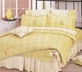 4pcs bed sheet