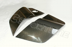 Audi R8 Carbon fiber door fender