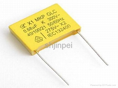 X1 Metalized polypropylene Film Capacitor