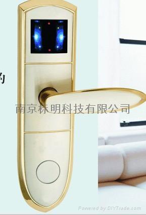 南京酒店門鎖IDIC電子門鎖 1