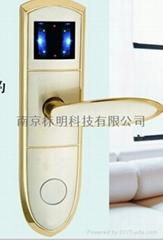 南京酒店门锁IDIC电子门锁