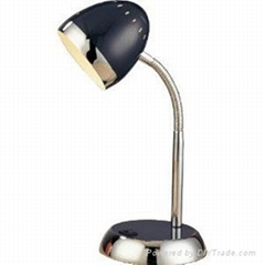 Flexible desk lamp