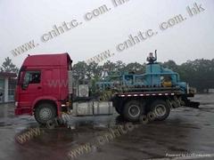 二氧化炭增压泵车