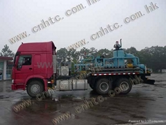 Carbon Dioxide Booster Pump Truck