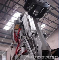 原木运输车 4