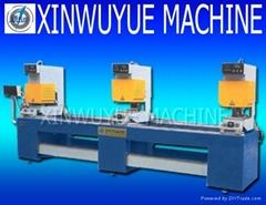 Three Head Welding Machine(For Colored PVC Profiles) SHZC-V3
