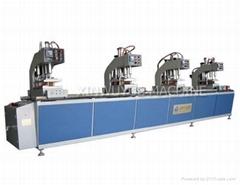 Four Head Welding Machine SHZ4-120X4500