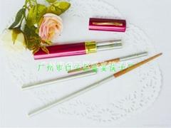 生產直插式紅木折疊筷子