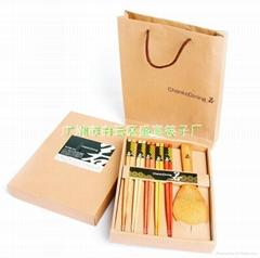 若五礼品筷子套装