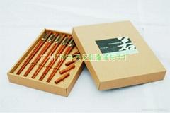 鐵木筷子套裝