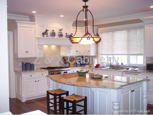 Kitchen cabinets zxd 008 aipha china manufacturer for A z kitchen cabinets ltd