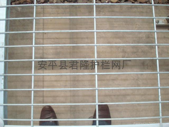 温室苗床网 2
