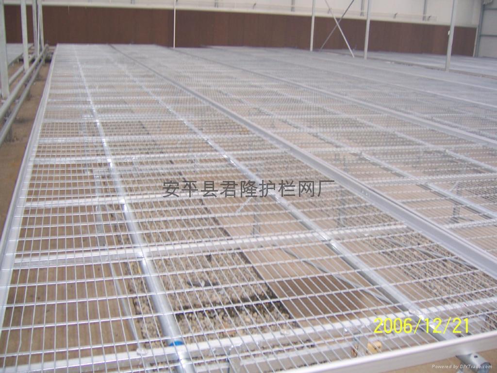 温室苗床网 1