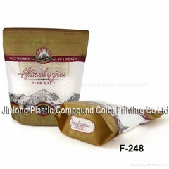 Bath Salt Bag/ Plastic Bag/ Doy Pouch/ Zip Bag