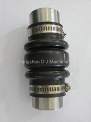 "Stainless steel universal joint, Package machine's.3/4DD×9/16""-26spline"