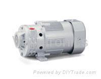 旋片式无油真空泵 DV-4V
