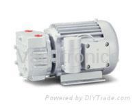 旋片式无油真空泵 DV-8V