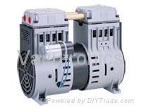 活塞式无油真空泵 DP-200V