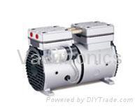 Piston Vacuum Compressor DP-90C/120C