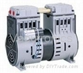 Piston Vacuum Compressor DP-180C