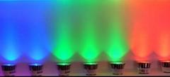 5W RGB LED Spotlight Bulb Lamp/RGB E27 aspot/RGB GU10/RGB MR16 spot