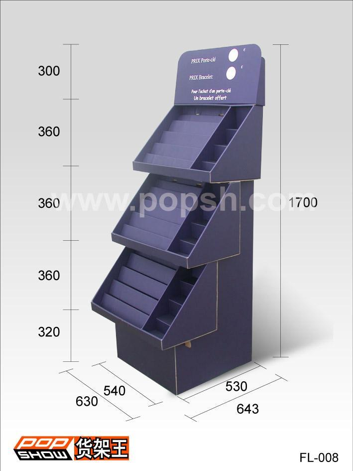 Carton display display stand display fl 008 012 for Stand carton