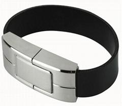 Leather usb flash drive