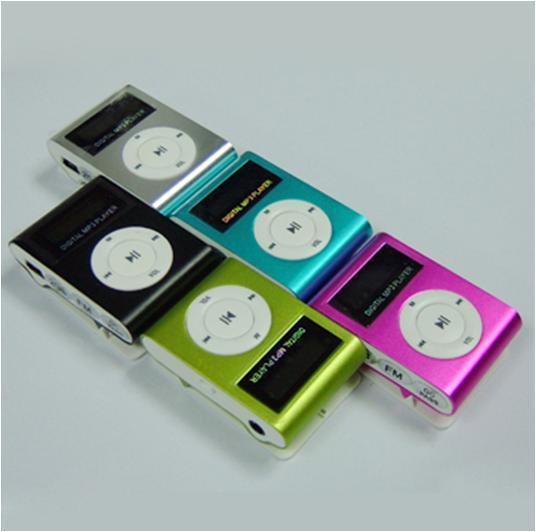 MP3 player 1