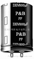 PF series photo flash capacitors