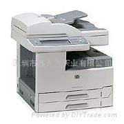 惠普5025複印機